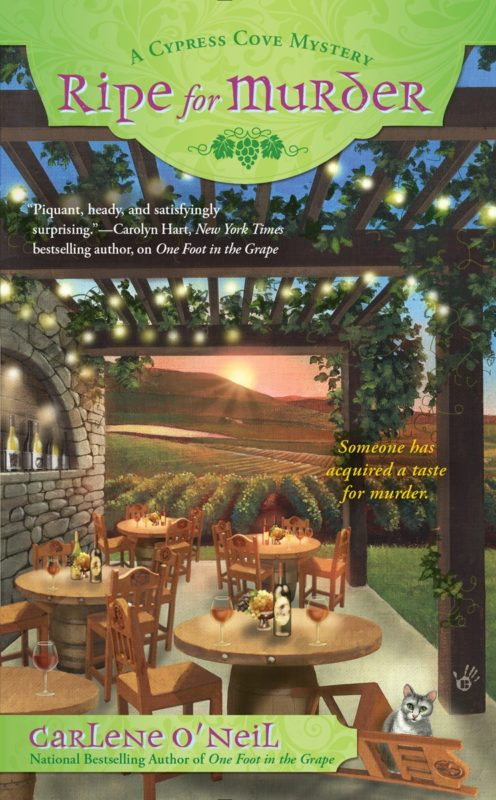 Ripe for Murder (A Cypress Cove Mystery)